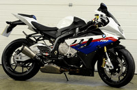 BMW S1000RR Just Before The Model Was Launched Early 2010.