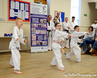 Dragons Academy Eckington, Belt Presentation, May 2017
