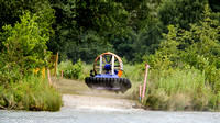 Hovercraft Racing at Rother Valley June 2017