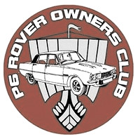 Rover P6 National Rally 2014