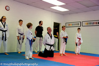 Nunchuck Seminar With Master Stuart Usher Of Messingham Martial Arts.